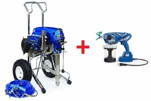 GRACO MARK VII Standard + pistolet Graco Ultra Corded